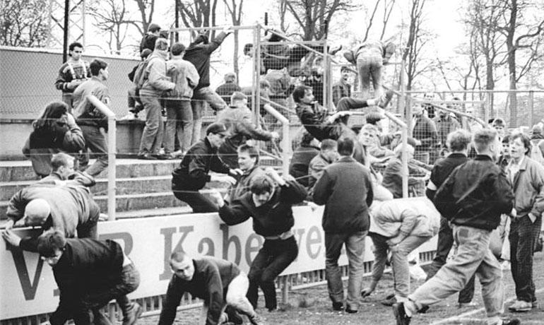 hol1 - Wiping Away Stigma: Rehabilitating English Football Fans' Reputations