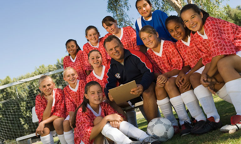 soccer2 - One for the Parents: Tips to Help Your Budding Football Star